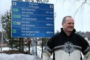 Foto: Samferdselsdepartementet. På bildet: Ketil Solvik-Olsen