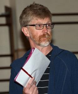 Lars Nesse, leder av Nordfjella og Fjellheimen villreinnemd. FOTO: www.villrein.no