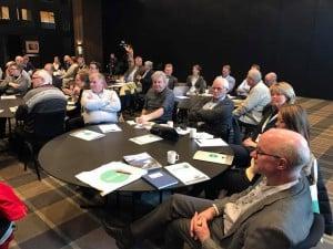Forventningene var store blant de fremmøtte på Hardangerviddakonferansen på Geilo.